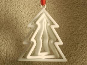 TreeTree in White Natural Versatile Plastic