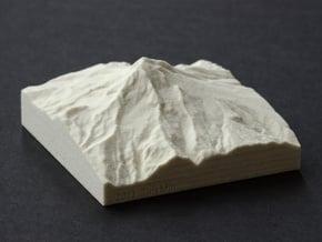 3'' Mt. Hood, Oregon, USA, Sandstone in Natural Sandstone
