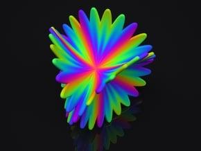 Spectral Flower in Full Color Sandstone