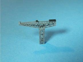Hammerkran Dockside Crane 1/1800 in Smooth Fine Detail Plastic