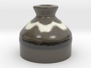 Medium Pot - Legend of Zelda Ocarina of Time in Glossy Full Color Sandstone