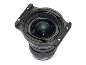 Adapter M.Zuiko 7-14mm / Haida filter holder in Black Natural Versatile Plastic