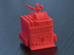ALF Century 2000 1:64 Pump in Red Processed Versatile Plastic
