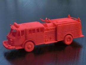 ALF Century 2000 1:64 in Red Processed Versatile Plastic