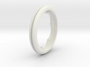 ST8-Felge VorneGRP in White Natural Versatile Plastic
