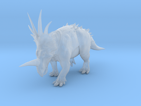Styracosaurus in Smooth Fine Detail Plastic