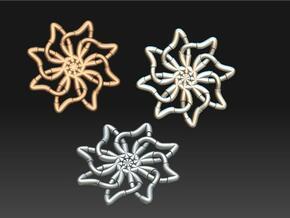 STAR-S10 in White Natural Versatile Plastic