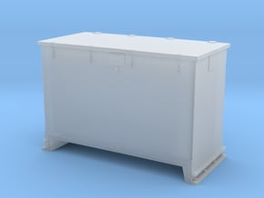1/72 DKM 8.8cm and 10.5cm Ammo Box in Smooth Fine Detail Plastic