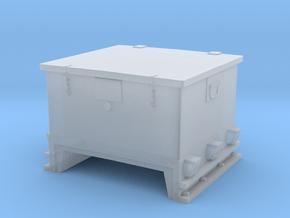 1/72 DKM 3.7.cm Ammo Box in Smooth Fine Detail Plastic