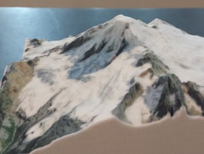 Mt. Baker, Washington, USA, 1:50000 Explorer in Full Color Sandstone