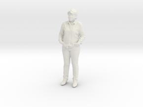 Printle C Femme 197 - 1/35 - wob in White Natural Versatile Plastic