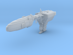 Quason-C Escort Cruiser (armada) in Smooth Fine Detail Plastic