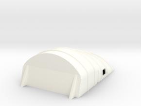 1.9 Arrière Cabine RAFALE in White Processed Versatile Plastic
