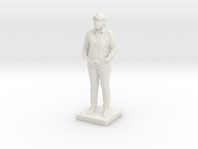 Printle C Femme 197 - 1/20 in White Natural Versatile Plastic