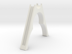 Nintendo Switcherang in White Natural Versatile Plastic
