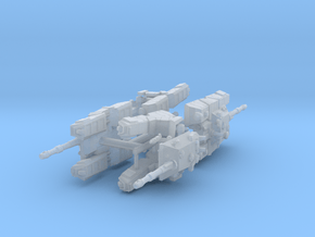 285 Cyclops in Smooth Fine Detail Plastic