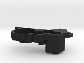 EXPIREMENTAL BPERC 4-Gear Laydown (LEFT) in Black Natural Versatile Plastic
