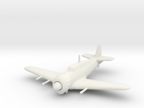 Bloch MB.152 in White Natural Versatile Plastic: 1:200