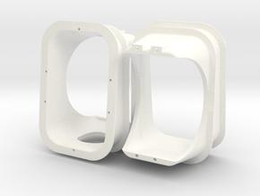 PHT2 AERATEURS in White Processed Versatile Plastic