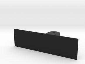 BPERC Ride Height Gauge Base (2/5) in Black Natural Versatile Plastic