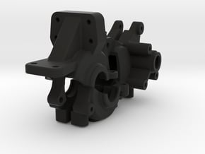 JB Carbon B6/B6D Split Laydown (3 gear) in Black Natural Versatile Plastic