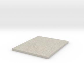 Model of Paros in Natural Sandstone