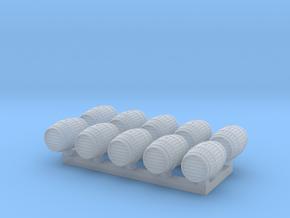 TJ-H02020x10 - Tonneaux 50l in Smooth Fine Detail Plastic
