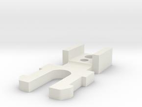 NuTone IM4006 Replacement Hinge in White Natural Versatile Plastic