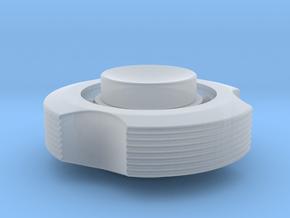Centre Spin - Fidget Spinner in Smoothest Fine Detail Plastic