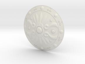 """BotW"" Daybreaker in White Natural Versatile Plastic: 1:12"