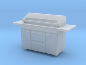 1:64 Barbecue BBQ in Smooth Fine Detail Plastic