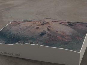 Mauna Kea, Hawai'i, USA, 1:100000 Explorer in Full Color Sandstone