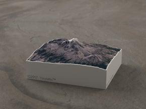 Pico de Orizaba, México, 1:150000 Explorer in Full Color Sandstone