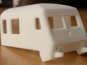 Steuerwagen Wittenberge 1:160 in White Natural Versatile Plastic