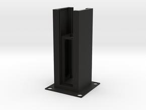 CompleteCellHolder in Black Natural Versatile Plastic