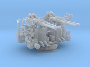 Best Detail 1/72 USN 40mm Bofors Quad Mount in Smooth Fine Detail Plastic