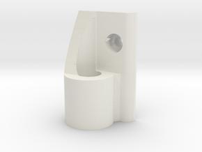 Catalyst Machineworks SL4r Right Hand Runcam Micro in White Natural Versatile Plastic