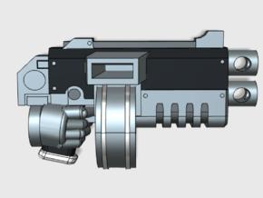 10x Rapfire DC1 in Smooth Fine Detail Plastic