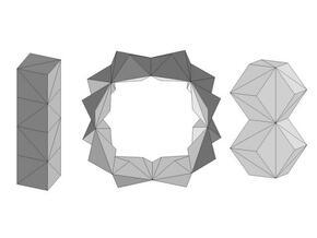 FLEXALBI in White Processed Versatile Plastic
