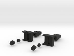 Adjustable Lintle Fixture 6.16.17 in Black Natural Versatile Plastic