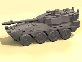 1/220 B1 Centauro armored car (3) in Smooth Fine Detail Plastic