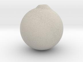 Mars in Natural Sandstone