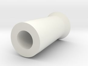 light 1 in White Natural Versatile Plastic