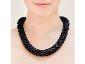 Gradient in Black Natural Versatile Plastic