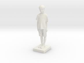 Printle C Kid 197 - 1/24 in White Natural Versatile Plastic