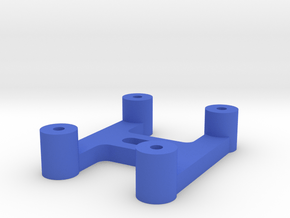 Mini PSI only Mount in Blue Processed Versatile Plastic