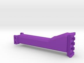 GMU 127mm Extension in Purple Processed Versatile Plastic