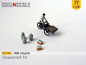 Milk tricycle (TT 1:120) in Smooth Fine Detail Plastic