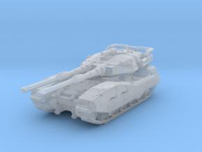 1/400 Gundam M61A5 Semovente +PE x10 in Smooth Fine Detail Plastic