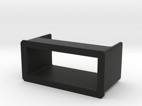 Cini Remote Display Hood in Black Natural Versatile Plastic